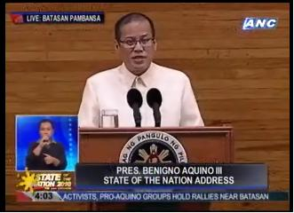Post image for A reaction to President Benigno Aquino's State of the Nation Address (SONA)